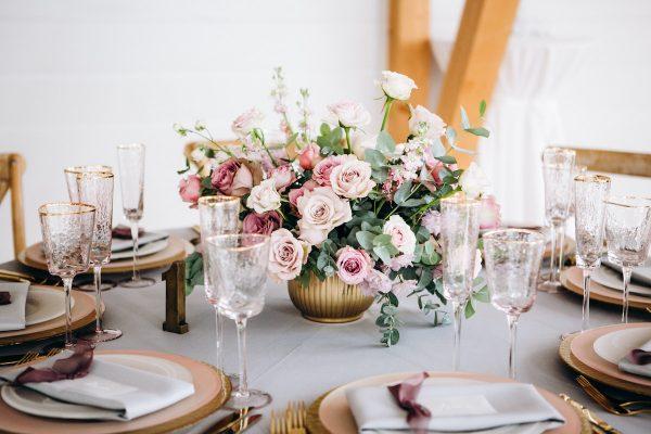 bridal aranjamente florale