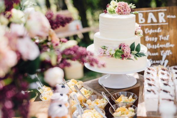 bridal candy bar